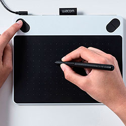 Compare Wacom Intuos Draw Vs Wacom Intuos Art Side By Side